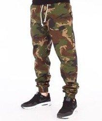 El Polako-Elpo OX Slim Jogger Spodnie Camo