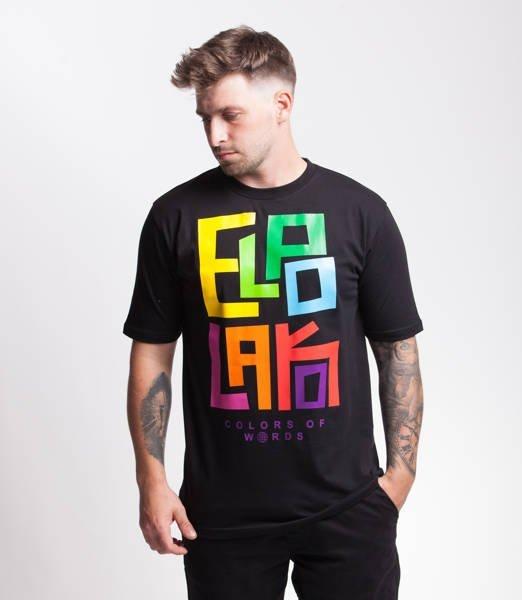 El Polako HAOS T-Shirt Czarny