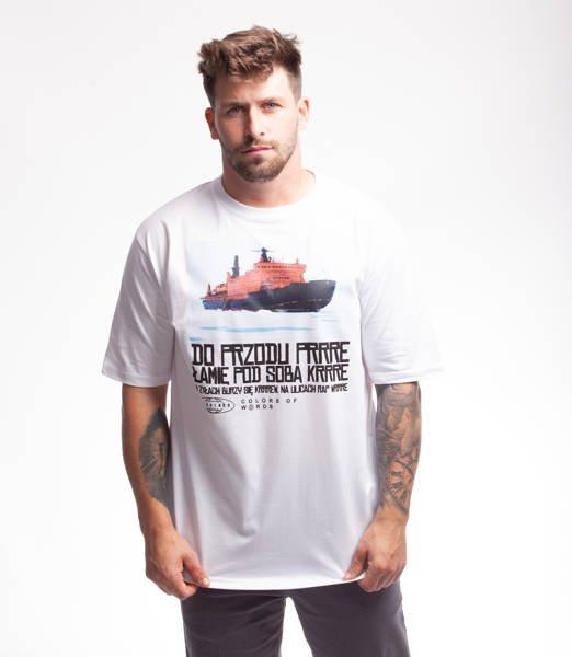El Polako LODOŁAMACZ T-Shirt Biały