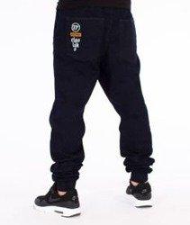El Polako-RZPDL Slim Jogger Jeans Spodnie Dark Blue