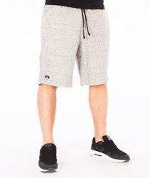 Elade-Classic Cotton Spodnie Krótkie Szare