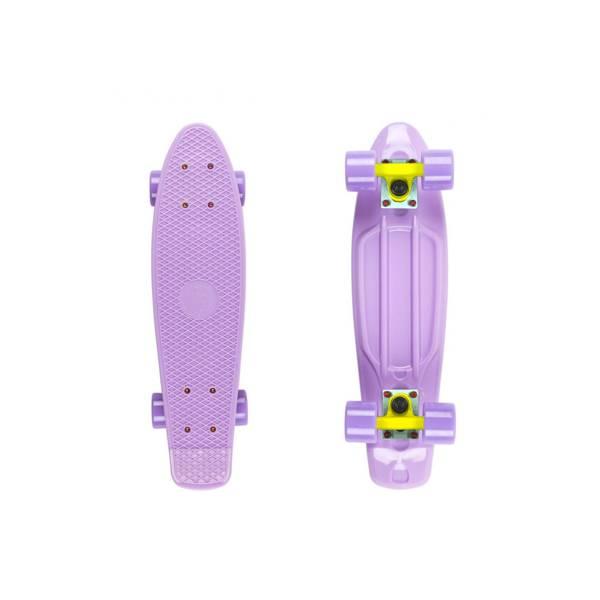 Fiszka różowa, deskorolka Fish Skateboards MARSHMALLOW