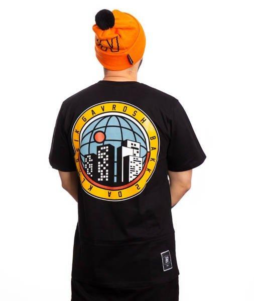 Gawrosz BAAK 2 DA KLASSIK T-Shirt Czarny