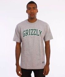 Grizzly-Top Team T-Shirt Heather