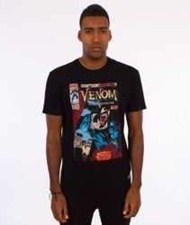 Grizzly-Venom Cover T-Shirt Black