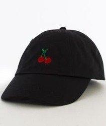 Hype-Cherry Dad Hat Czapka Z Daszkiem Black