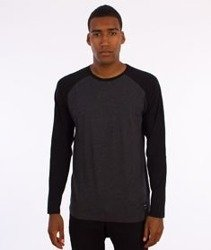 Iriedaily-Rugged Longsleeve Black Anthra