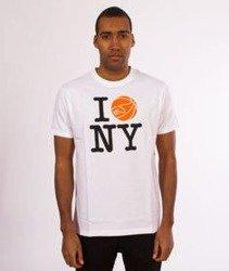 K1X-I Ball NY T-Shirt Biały