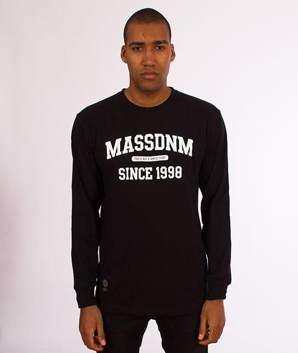 Mass-Campus Longsleeve Black