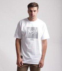 Mass Glitter T-Shirt Biały
