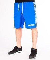 Mass-Protect Spodnie Szorty Royal Blue