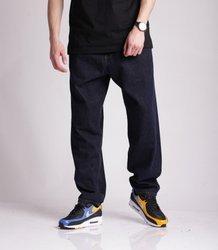 Metoda SUPER BAGGY Jeans Ciemne Spranie