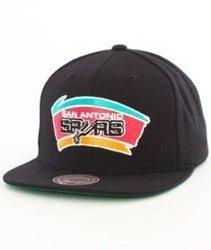 Mitchell & Ness-San Antonio Spurs Solid Team Colour NZ979