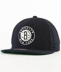 Mitchell & Ness-Solid Team Brooklyn Nets Snapback NL99Z Czarny