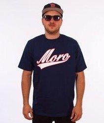 Moro Sport-Baseball T-Shirt Granatowy