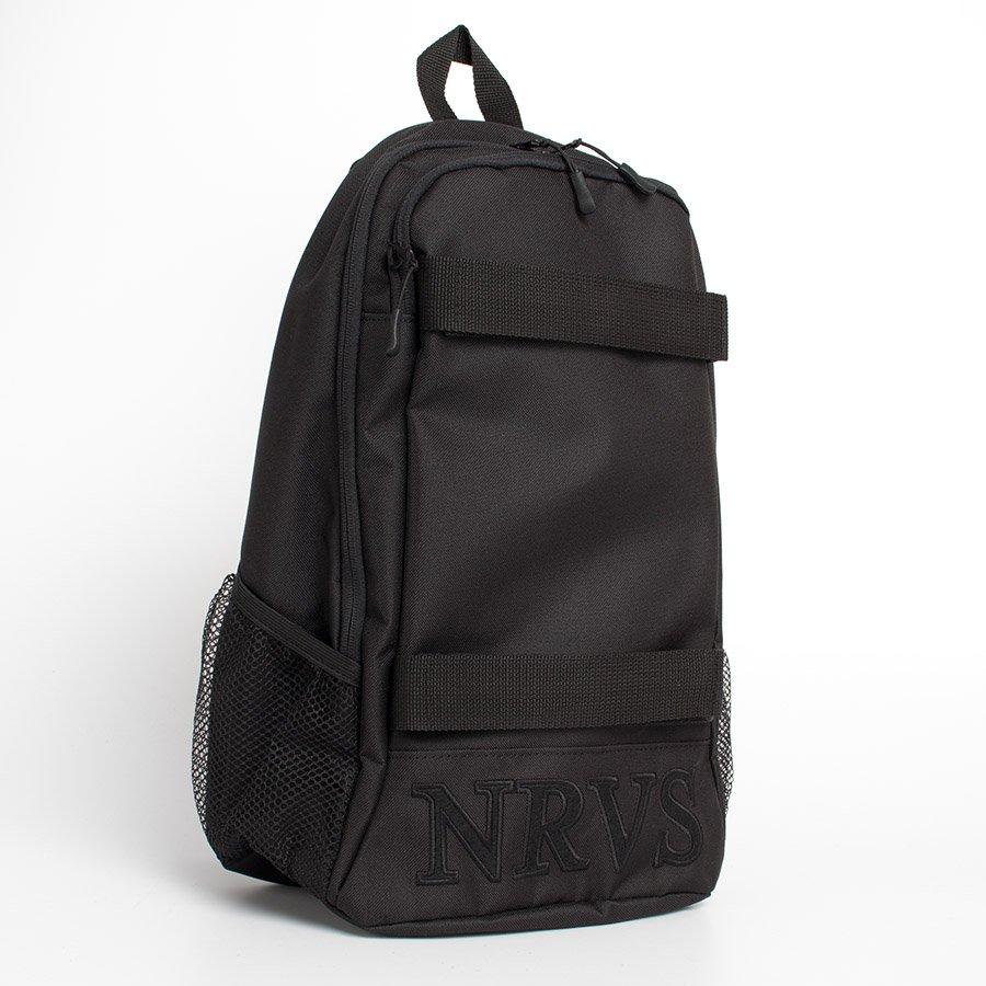 Nervous SKATE SHORTCUT Plecak Czarny/ops
