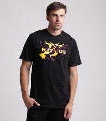 Nervous SS19 Camo T-Shirt Czarny