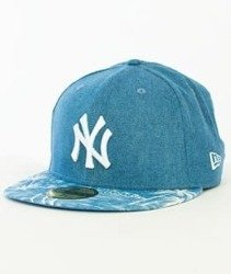 New Era-Palm New York Yankees Denim