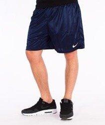 Nike-Academy Jacquard Krótkie Spodnie Granatowe [651529-410]