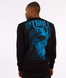 Pit Bull West Coast-Blue Eyed Devil IX Crewneck Bluza Czarna