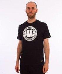 Pit Bull West Coast-Chest Logo T-Shirt Black