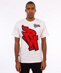 Polska Wersja-PW Kolor T-Shirt Biały