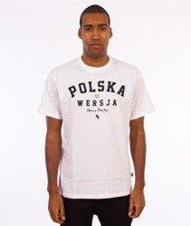 Polska Wersja-Rodzima Produkcja T-Shirt Biały