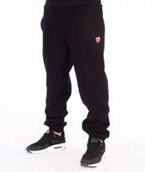 Prosto-Basic Spodnie Dresowe Czarne