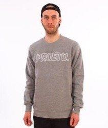 Prosto-CN Ordep Crewneck Bluza Concrete