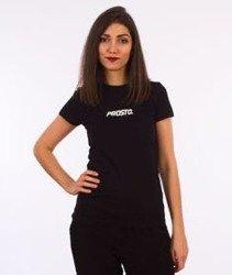 Prosto-Cat T-Shirt Damski Czarny