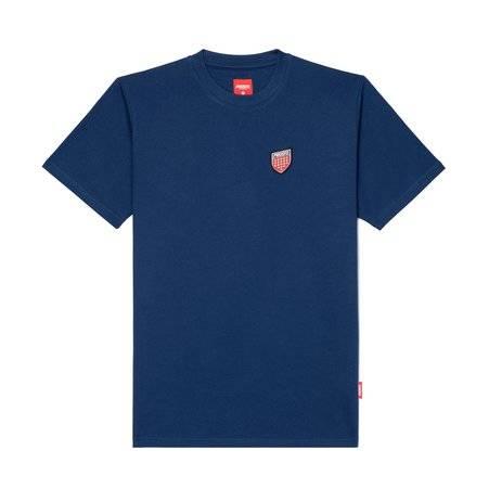 Prosto Klasyk JAQ T-shirt Granatowy