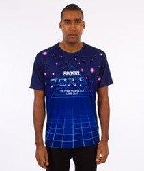 Prosto-Pad T-Shirt Navy