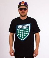 Prosto-Shield XVIII T-Shirt Black