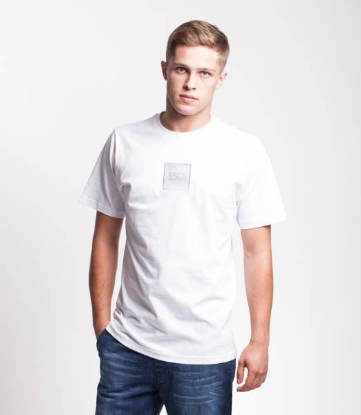 Smoke Story SQUARE T-Shirt Biały