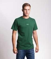 Smoke Story SQUARE T-Shirt Zielony