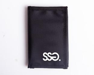 Smoke Story SSG CLASSIC Portfel Czarny