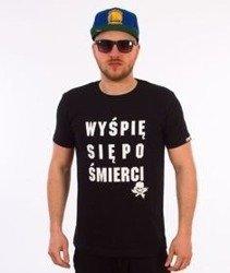 Stoprocent-Sen T-Shirt Czarny