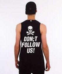 Stoprocent-TMT Tank Top Unfollow Black