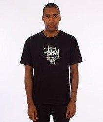 Stussy-Big Cities T-Shirt Black