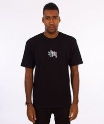 Stussy-Prism Logo T-Shirt Black
