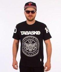 Tabasko-Eagle T-Shirt Czarny