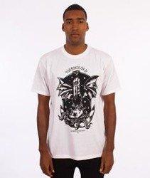 Turbokolor-Rise T-Shirt Biały