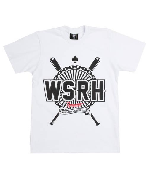 WSRH REPREZENTANT T-Shirt Biały