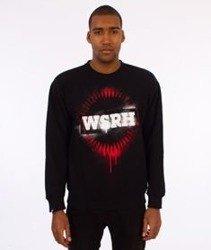 WSRH-Słońce Spray Bluza Czarna