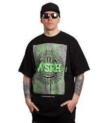 WSRH-Toxic T-Shirt Czarny