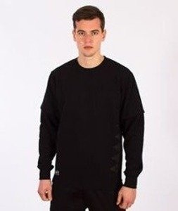 Backyard Cartel-Raptor Crewneck Black