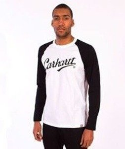 Carhartt-League Longsleeve White/Black
