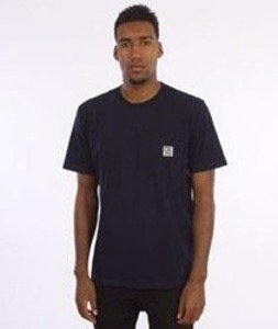 Carhartt-State Pocket T-Shirt Navy