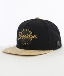 Cayler & Sons-Barber Cap Snapback Black/Gold