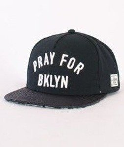 Cayler & Sons-Pray For Brooklyn Cap Black/White